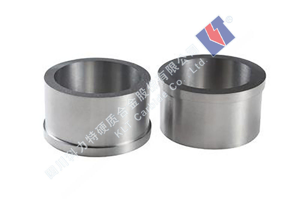 Abrasion Resistance Tungsten Carbide Sleeve Type T For Esp High Hardness