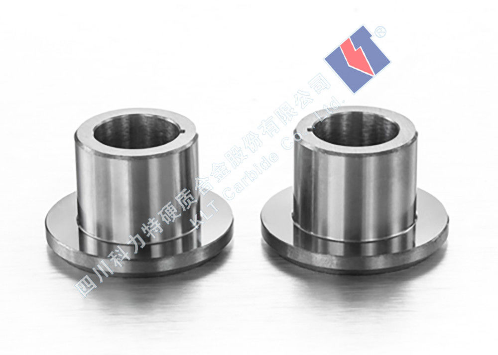 ΦD20-40mm Tungsten Carbide Sleeve Esp Shaft Bushing With Keyway Multi Grade