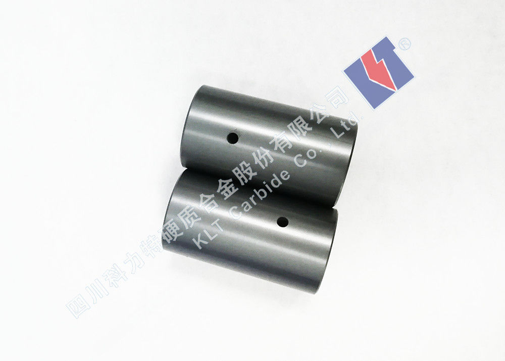 Wear Resistant Silicon Carbide Products Customizable Straight Sleeve Bushing
