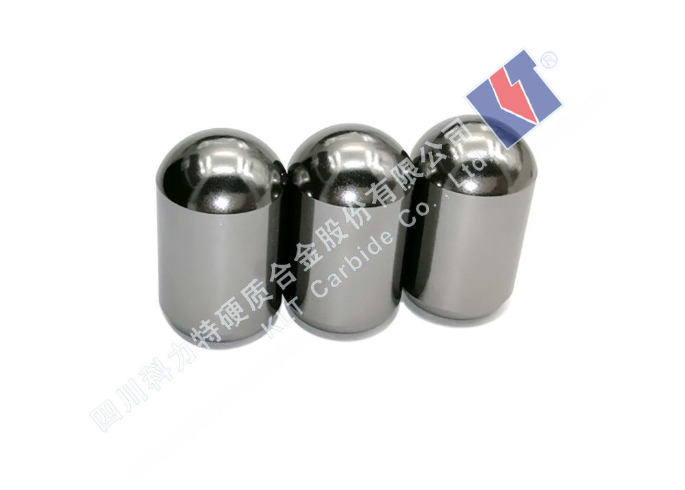 Yg11c Tungsten Carbide Buttons For Oil Drilling / Digging Bits Oem Service