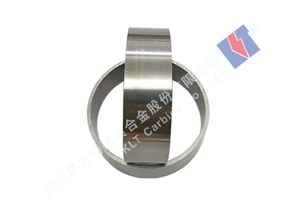 Iso Certified Customized Tungsten Carbide Seal Rings Standard High Hardness